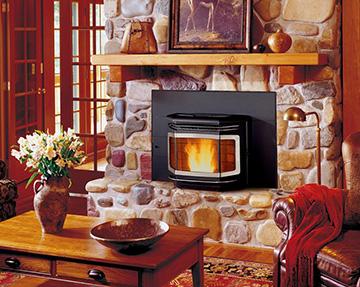 Pellet Fireplace Inserts Pellet Fireplace Insert