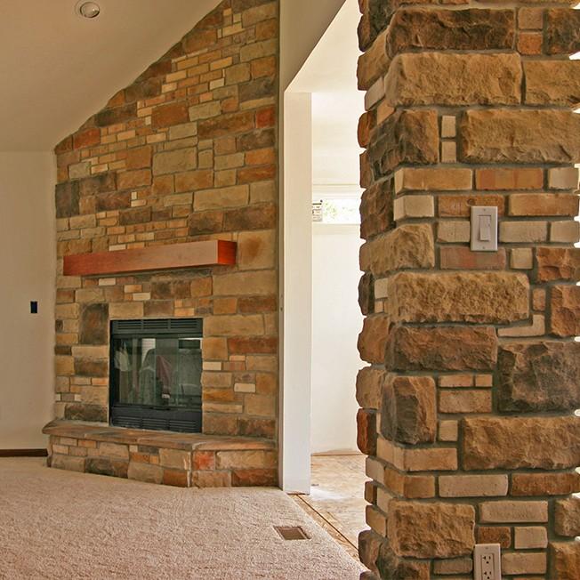 Custom Chimney Column WI