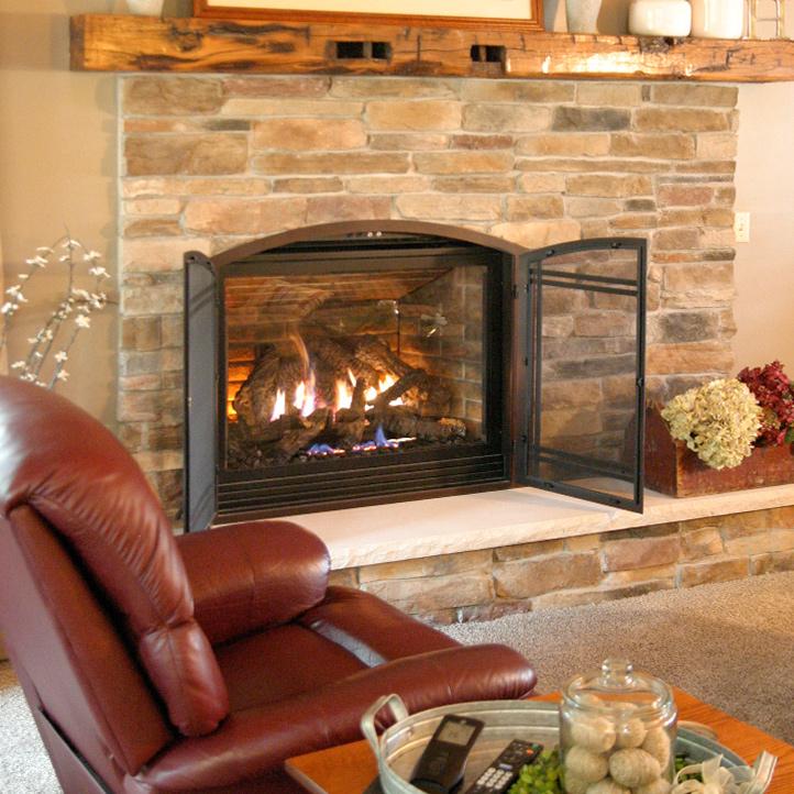 new fireplace install kenosha wi