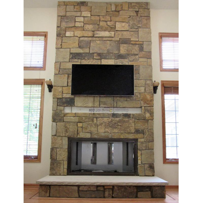 Custom Fireplace Construction Southeast WI