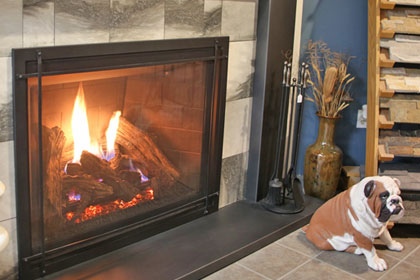 gas fireplace insert for sale in burlington wi